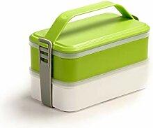 lili Doppelte Lunchbox Tragbare Lunchbox