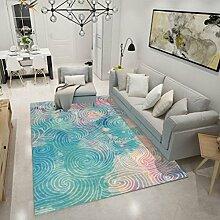 lili LLI bedruckter Teppich für Schlafsofa,