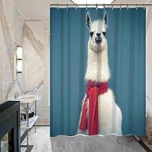 lili Minimalistischen Modernen Tier Alpaka Serie