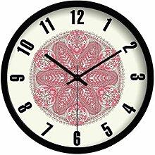 lili Stumm die Uhr Kreative Florale Dekoration