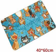 lili Teppich Rutschfeste Gummimatte Haustiermenge