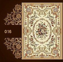 lili Teppich Teppich Gepolsterte rechteckige Decke