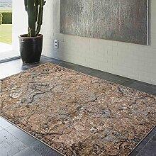 lili Teppich Teppich mediterranen Stil Geometrie