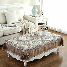LILILI Europäische Kaffee table cover Handtuch
