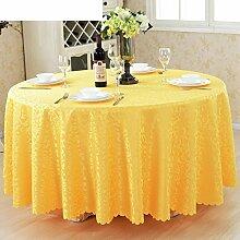 LILILI Hotel Tischdecke, Gewebe- Tischsets und
