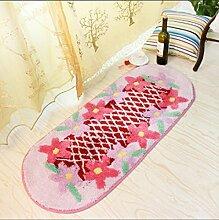 LILILI Schlafzimmer Badezimmer Fussmatte Teppich