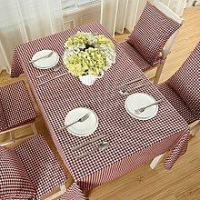 LILILI Tischdecke Tischdecke Tischdecke-D 24*24 in