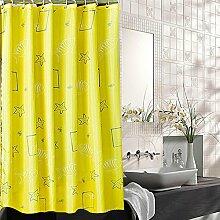 lililili Seestern duschvorhänge, Duschvorhänge