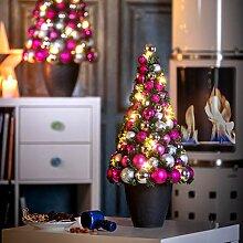 LILIMO Christbaum Weihnachtsbaum geschmückt,