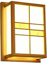 LILIS Wandleuchten Wandlampe Holz Farbe