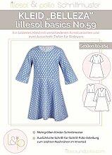 Lillesol & Pelle Schnittmuster basics No59 Kleid