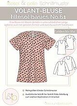 Lillesol & Pelle Schnittmuster basics No61