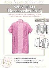 Lillesol & Pelle Schnittmuster basics No63