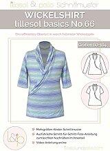 Lillesol & Pelle Schnittmuster basics No66