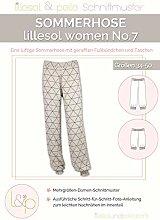 Lillesol & Pelle Schnittmuster women No7