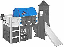 Lilokids Tunnel Spiderman - für Hochbett, Spielbett und Etagenbe