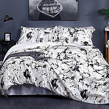 LilySilk Seide Bettbezug 200x200cm Bettbezüge mit