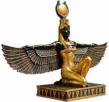 LIMEIA ÄGyptische GöTtin Statue, Skulptur Der