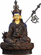 LIMEIA Padmasambhava - Buddha Figur, Messing