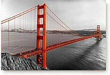 LiminiAOS San Francisco Golden Gate Bridge