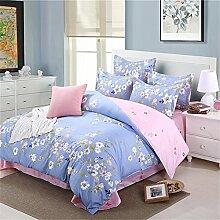 Limiz Mehrfarbig Bedruckte Bettbezüge für