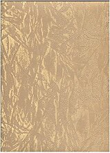 limonta–Tapete Effekt Tamponato dunkel gold
