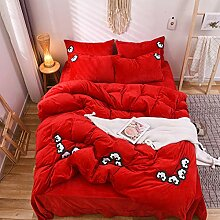 Lina Bettdecke Bettbezug Bettwäsche Kissenbezug