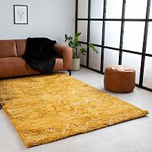 Lina Teppich Vintage Gelb 160x230cm