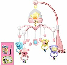 LINAG Baby Mobiles Babybett Cute Musik Suspension