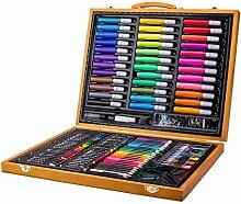 LINAG Malset Kinder Malen Nähen Premium 150