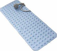 LINANA Teppich-Duschmatte, rutschfest, für
