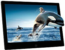 Linbing123 13,3-Zoll-HD-LED-Display-Fotorahmen,