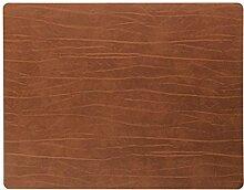 Lind DNA Tischset tableMAT Square L Buffalo natur