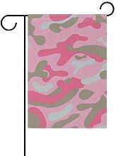 LINDATOP Garten-Flagge, 30,5 x 45,7 cm,