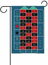 LINDATOP Roulettetisch für jedes Projekt