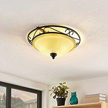 Lindby Deckenlampe 'Fanka' (Landhaus,