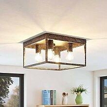 Lindby Deckenlampe 'Lejus' (Landhaus,