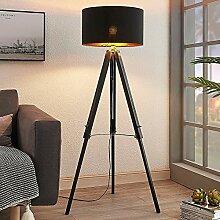 Lindby Dreibein Stehlampe 'Triac'