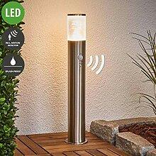 Lindby LED Außenleuchte 'Belen' mit