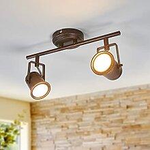 Lindby LED Deckenleuchte 'Cansu'