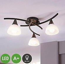 LINDBY LED Deckenleuchte 'Della'