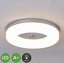 LINDBY LED Deckenleuchte 'Shania' (Modern)