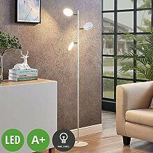 Lindby LED Stehlampe 'Amrit' (Modern) in