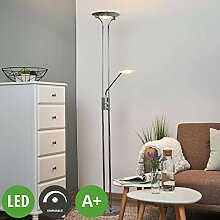 Lindby LED Stehlampe 'Aras' dimmbar