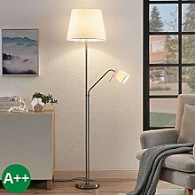 Lindby Stehlampe 'Nantwin' (Modern) in
