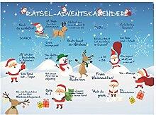 Lindt Tisch-Adventskalender-Schokolade Weihnachten