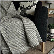 Linen & Cotton Luxus Flauschige, Anschmiegsame und