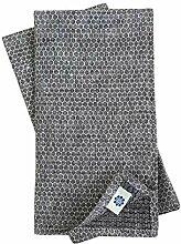 Linen & Cotton Luxus Schön Edel 4 x