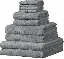 Linens Limited Supreme - Handtuch-Set - 100%