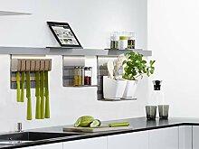 LINERO MosaiQ Starterset MINI Küchenreling Set |